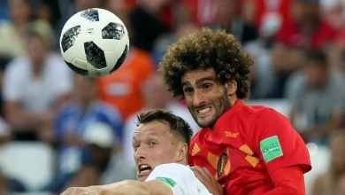 Photo of Hospitalizan a Marouane Fellaini por coronavirus
