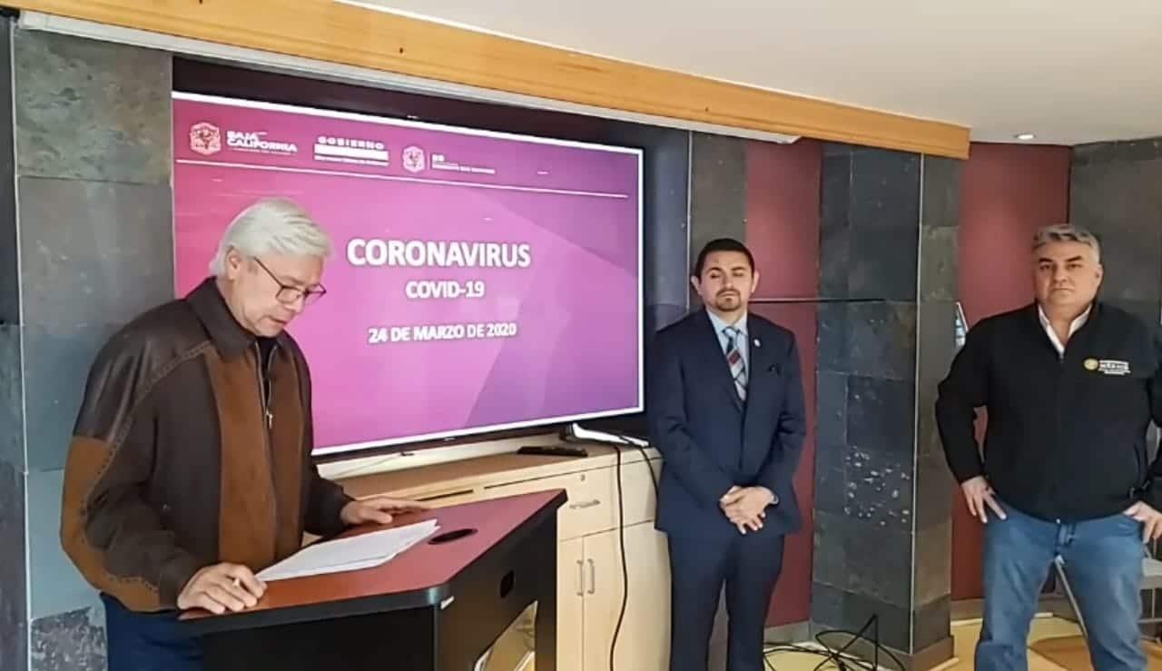 Aumentan casos de coronavirus en Baja California