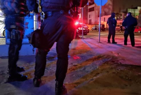 Policías abaten a ladrón en Tijuana
