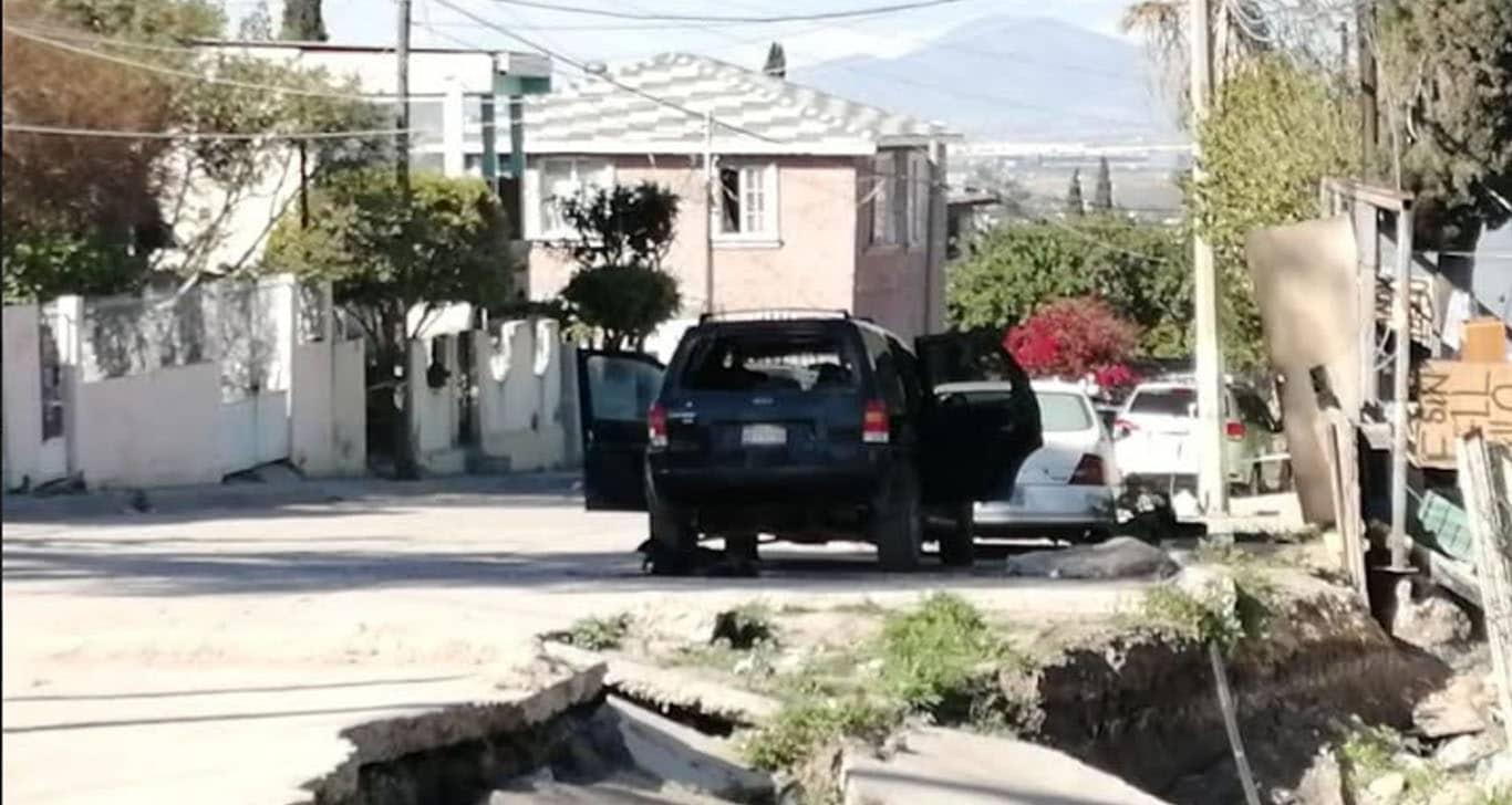 Acribillan a dos hombres en Tijuana
