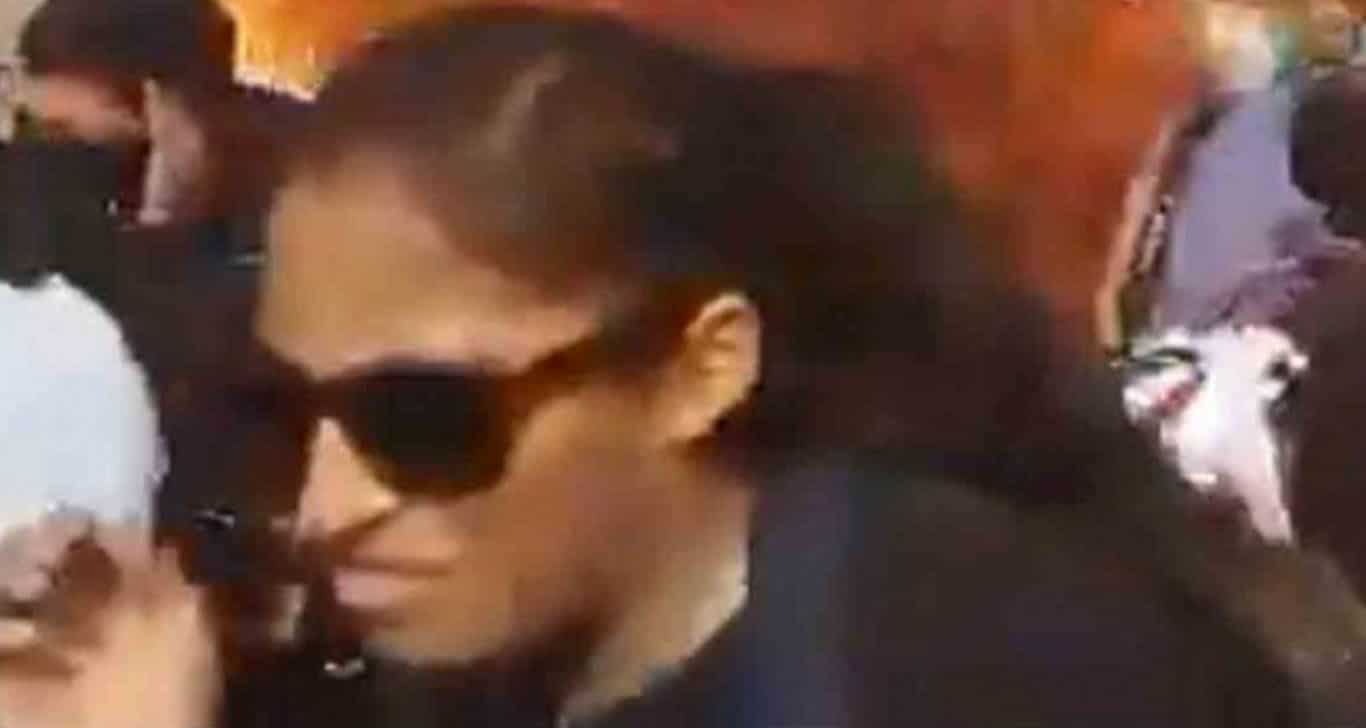 Identifican a mujer que lanzó bomba molotov en Palacio Nacional