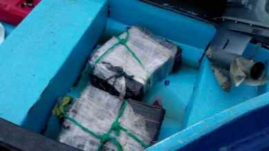 Photo of Decomisan 108 kilos de cocaína en embarcación