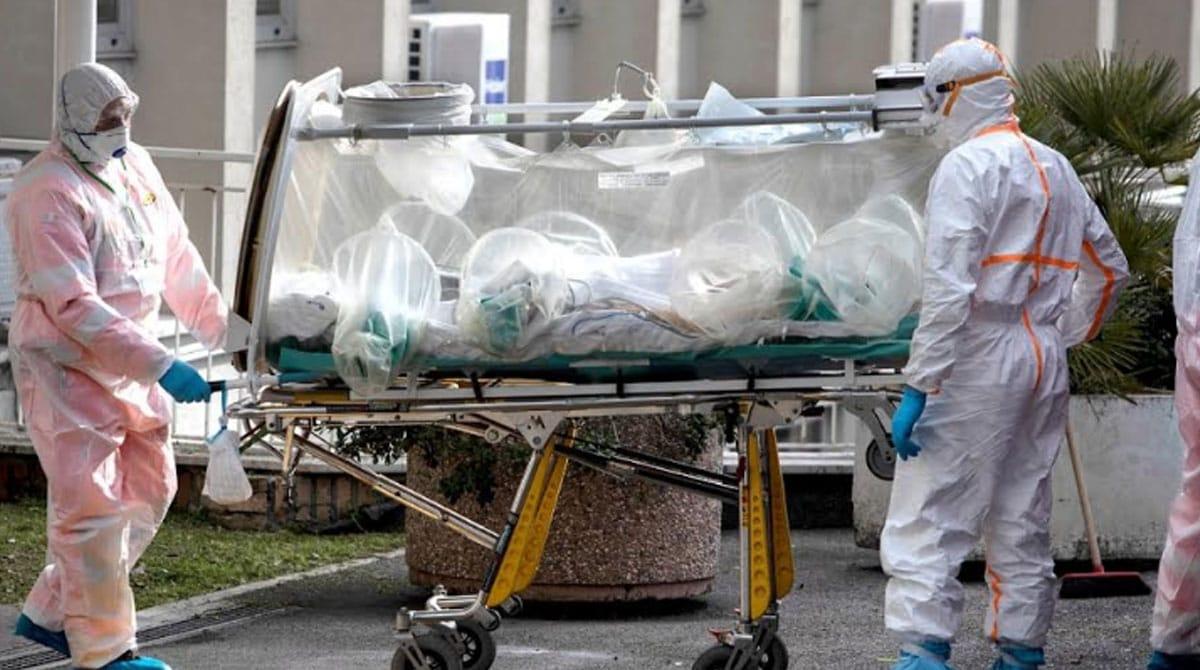 Suman más de 90 mil muertes por covid-19 en el mundo