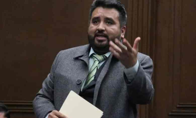 Asesinan a balazos al diputado Erik Juárez Blanquet, detienen a dos