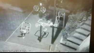 Photo of Cámaras captan extraño fenómeno paranormal en México