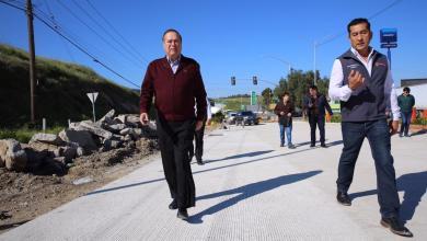 Photo of Arturo González supervisa reconstrucción del bulevar El Refugio