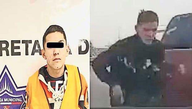 Mujer entrega a su hijo tras ver video donde asesina personas