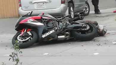 Photo of Muere motociclista al impactarse con pick up
