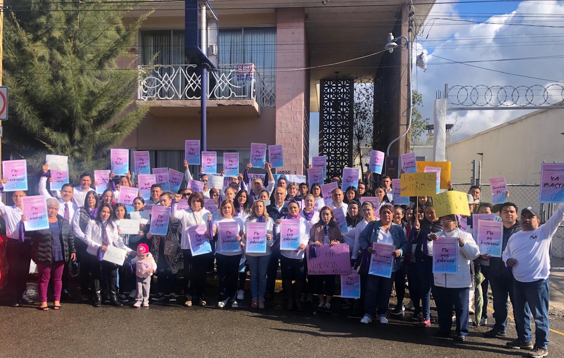 PAN exige seguridad y justicia para las mujeres en Baja California