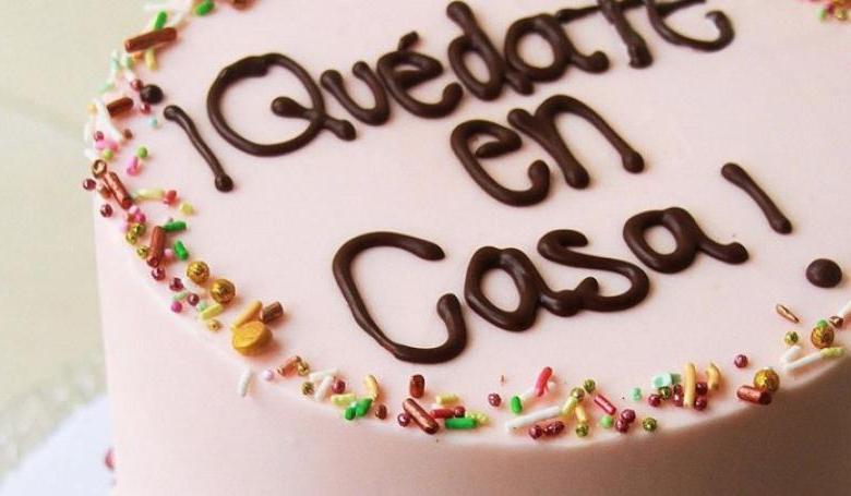 Lanzan en Tijuana pasteles con temática de coronavirus