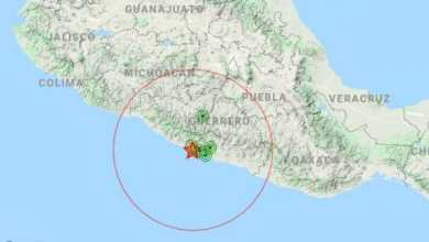 Photo of Sismo de 4.1 sacude Guerrero