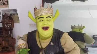 Shrek de Tijuana delicado de salud