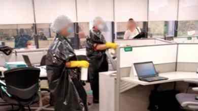 Photo of Indignante protección que da Grupo Salinas a empleados de limpieza