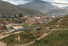 Photo of Fuerte enfrentamiento a balazos entre municipales y  delincuentes