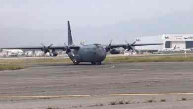 Photo of Llegan tres aeronaves a BC con insumos y equipo médico
