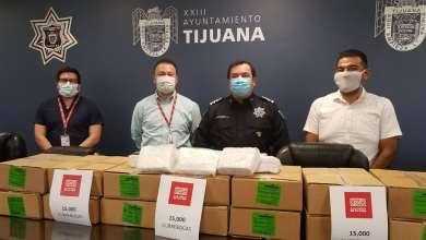 Photo of OXXO se luce y ayuda a policías de Tijuana ante Covid-19