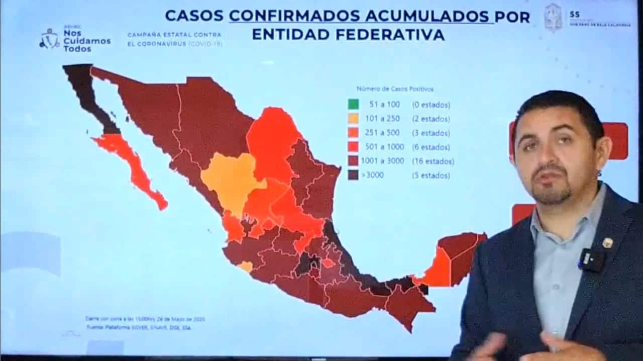 Extreman medidas en Mexicali por contagios