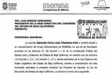 Photo of Escuelas particulares de BC en alerta ante propuesta de morena
