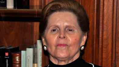 Photo of Fallece Paloma Cordero, esposa del expresidente Miguel de la Madrid