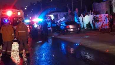Photo of Pareja es atacada a balazos en su auto estacionado