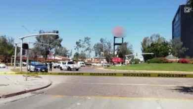 Photo of IMÁGENES FUERTES: Ataque armado contra policía