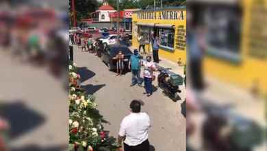 Photo of VIDEO: Abarrotan las calles para despedir a cantante