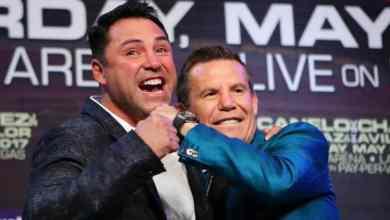 De la Hoya revela que el narco lo amenazó para que no derrotara a Chávez