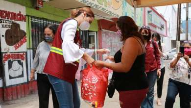 Photo of Presidenta apoya a mujeres en situación vulnerable de Zona Centro