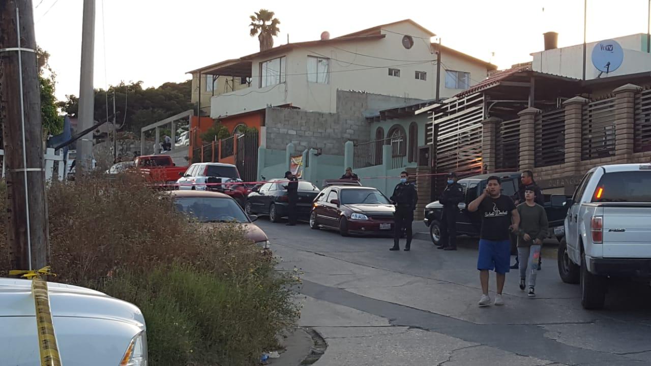 Balacera deja cuatro muertos en Ensenada