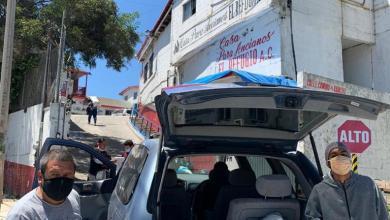 Photo of Sistema DIF entrega donativo al asilo de ancianos El Refugio