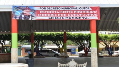 Photo of Este municipio de México prohibió morir por Covid-19