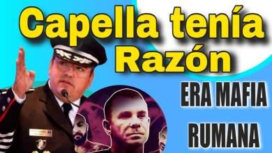 Cae mafia rumana Capella Hackers