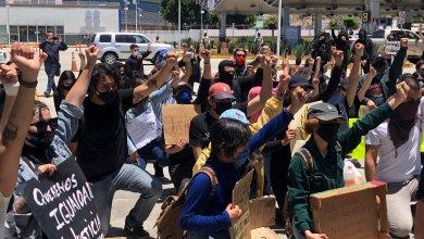 Photo of Jóvenes exigen justicia a víctimas de brutalidad policíaca