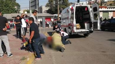 Photo of Camión de personal se queda sin frenos en Bulevar Rosas Magallón