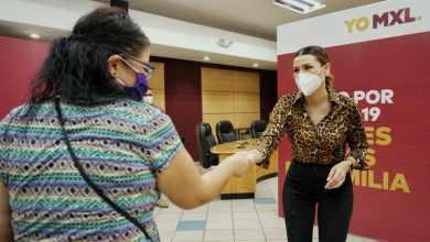 Photo of Alcaldesa entrega apoyos a jefas de familia