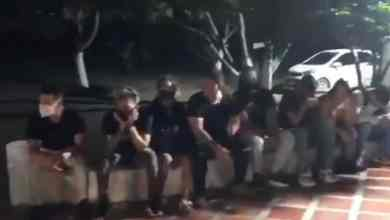 Photo of VIDEO: Policía irrumpe en 'narcofiesta'; había decenas de invitados