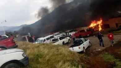 Photo of Matan a golpes a joven y pobladores enardecen