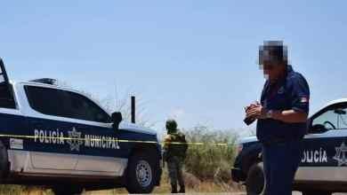 Photo of Asesinan a joven; le clavan mensaje en el pecho