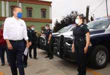 Photo of González refuerza seguridad de distrito SAB con 11 nuevas patrullas
