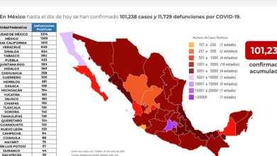 Photo of Discrepan cifras de muertos de gobiernos federal y estatal