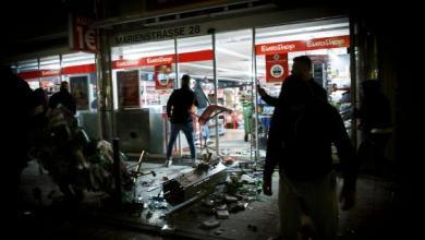 Photo of Jóvenes siembran terror en Alemania y dejan19 policías heridos