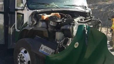 Photo of Se impacta con camión y muere prensado