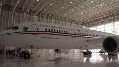 Photo of Avión presidencial regresa a México