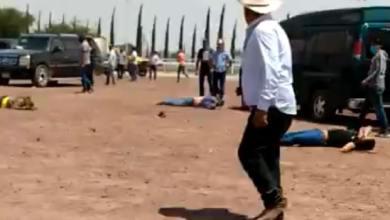 Photo of Balacera en carrera de caballos clandestina deja varios muertos