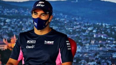 Photo of Checo Pérez da positivo a covid-19 y se pierde competencia
