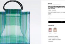 Photo of Critican a tienda Zara por sus 'bolsa shopper'
