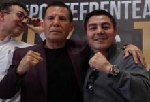 Photo of Confirman tercera pelea entre Julio César Chávez y Travieso Arce