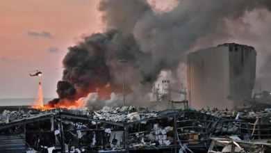 Photo of Declaran Beirut 'zona de desastre'; explosión fue equivalente a sismo