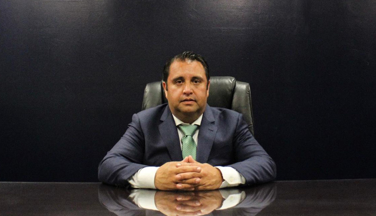 Nombran-a-Héctor-Villegas-director-de-Policía-y-Tránsito-Municipal