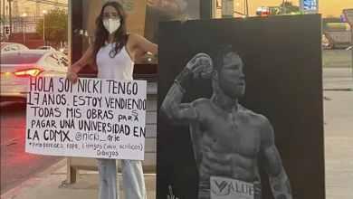 Canelo-Álvarez-compra-pintura-de-joven-para-pagar-sus-estudios